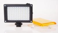 Накамерный свет для фото и видео камер LED96 светодиодный