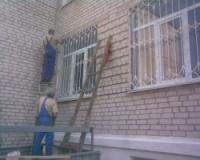 Оконные и дверные решетки