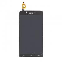 Дисплей для Asus ZenFone Go ZC500TG черный с сенсором original