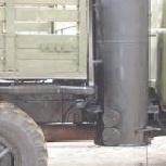 Автомобильный газовый генератор на твёрдом топливе