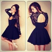 Женское кружевное платье, вечернее платье, жіноче плаття