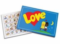 Шоколадный набор «Love is»|escape:'html'