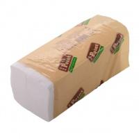 Полотенца бумажные листовые V Standart белые 2-слойн 160шт Eco Point