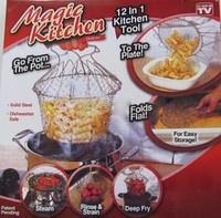Складная решетка для приготовления Magic Kitchen (Chef Basket )|escape:'html'