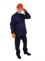 Костюм модельный «Стандарт» ,спецодежда мужская,куртка и брюки escape:'html'