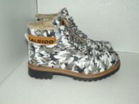 Демисезонные ботинки для мальчика, р. 36 - 39