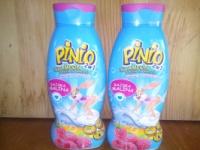 Детский шампунь - гель Pinio 500мл, малина|escape:'html'