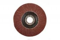 Круг лепестковый 125 мм*22мм Зерно 150