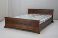 Деревянные кровати – купить кровать из натурального дерева Кривой Рог