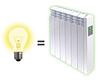 Энергосберегающее отопление « Эра» 10 секций