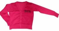 Красная кофта M&S на пуговицах escape:'html'