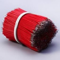 1000PCS 40mm Double Tinning Conductors - RED|escape:'html'