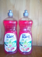 Гель для мытья посуды Klee, лесные ягоды|escape:'html'