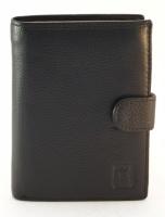 Кожаный горизонтальный мужской кошелек с картхолдером CEFIRO art. CE388-302-1|escape:'html'