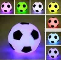 Мини светильник-хамелеон Футбольный Мяч|escape:'html'