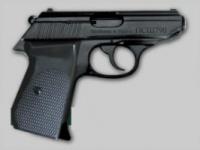 Стартовый пистолет Шмайсер ПСШ-790 семизарядный черный|escape:'html'