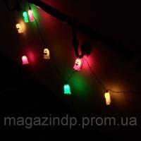 Светодиодная LED гирлянда «Приведения» Код:360781275|escape:'html'