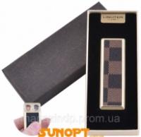 USB зажигалка в подарочной упаковке (Две спирали накаливания, Кожа) №4863-1 Код:627504438|escape:'html'