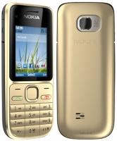 Nokia C2-01 Gold escape:'html'