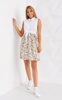 Женское платье Stimma Каналия 2256 S Бежевый|escape:'html'