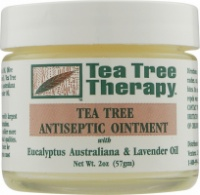 Антисептическая мазь с маслами эвкалипта, лаванды и чайного дерева * Tea Tree Therapy (США) *