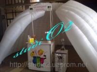 Мобильный кислородный бар «studiO2»|escape:'html'