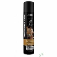 Лечебный восстанавливающий лак для волос «Лошадиная сила»