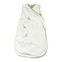 Спальний мішок дитячий біло- зелений VANDRING