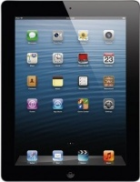 Планшетный компьютер Apple iPad 4 retina 64Gb+4G black|escape:'html'