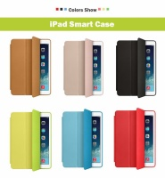 Leather Case For iPad Air Smart Case Cover