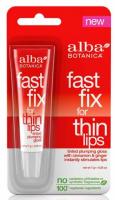 Увлажняющий блеск для губ «Мгновенная помощь для тонких губ» * Alba Botanica (США) *