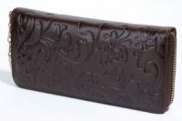 Клатч-кошелёк женский с цветочным узором|escape:'html'