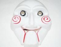Карнавальная Маска Страшные Лица Новогодняя в Ассортименте