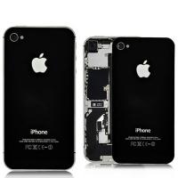 Задняя крышка iPhone 4 original чёрная|escape:'html'