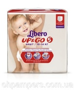 Подгузники-трусики Libero UP&GO 5 (68шт.)
