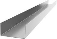 П-профиль каркасный металлический оцинкованный 20х40х20 толщ. 1,5 мм|escape:'html'
