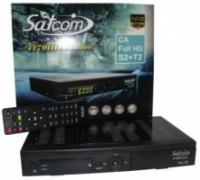 Комбинированный цифровой DVB-S2/T2 ресивер SatCom 4170 HD
