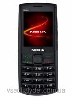 Nokia X2-02 (2 sim) (красный с черным) escape:'html'