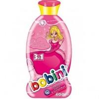 Детский шампунь-гель-пена для ванны BOBINI. 400 мл|escape:'html'