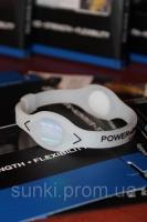 Power Balance силиконовый энергетический браслет прозрачный с черными буквами размеры XS|escape:'html'