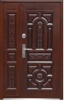 Входные двухстворчатые двери «Премиум150+/1200»|escape:'html'