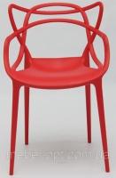 Детское кресло АC-006C Masters Chair Kids, красный пластик, дизайнPhilippe Starck|escape:'html'