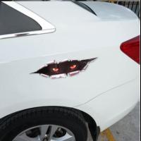 Наклейка для автомобиля 3D глаза escape:'html'