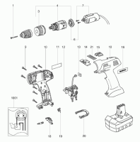 Аккумуляторный шуруповерт Metabo BST 12 Impuls escape:'html'
