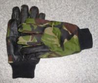 Англ. оригинальные перчатки с кожаными вставками. escape:'html'