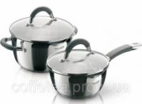 Набор кухонной посуды Rondell Flamme кастрюля 3.2л и ковш 1.3л|escape:'html'