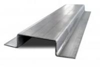 Омега-профиль каркасный стальной оцинкованный 20х20х50х20х20 толщ. 1,2 мм|escape:'html'