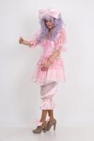 Карнавальный костюм женский «Мальвина» escape:'html'