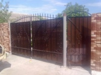 Ворота из поликарбоната Луцк