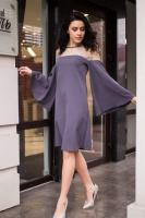 Серое платье NIKKI|escape:'html'